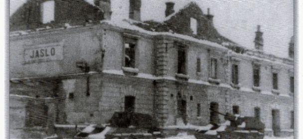 W hołdzie Tym, którzy 70 lat temu podnosili Jasło z ruin