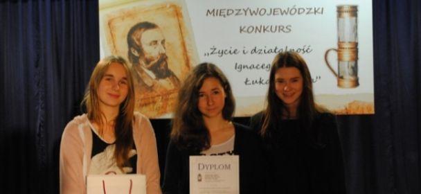 Po raz kolejny współorganizowaliśmy projekt upamiętniający Łukasiewicza