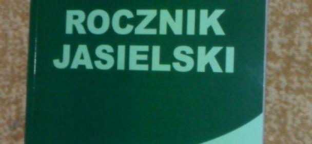 """Na rynku wydawniczym pojawił się kolejny """"Rocznik Jasielski"""""""