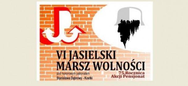Zaproszenie do udziału w VI Jasielskim Marszu Wolności