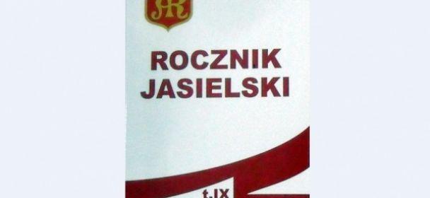 """Ukazał się nowy """"Rocznik Jasielski"""""""