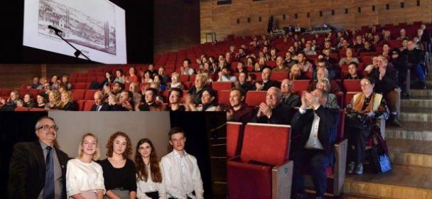 SMJiRJ współorganizowało premierę dwóch filmów o Jaśle