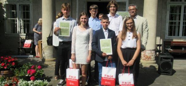 Młodzi jasielscy historycy-regionaliści najlepsi w Polsce