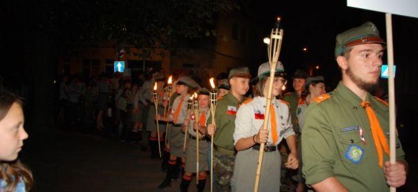 Współorganizowaliśmy VII Jasielski Marsz Wolności im. Pułkownika Stanisława Dąbrowy-Kostki