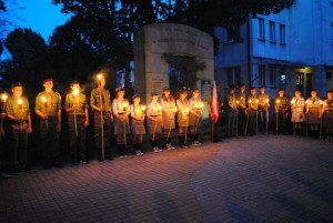 Marsz XX - fot. I. Dranka